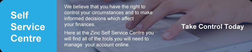 Take Control Self Service Centre